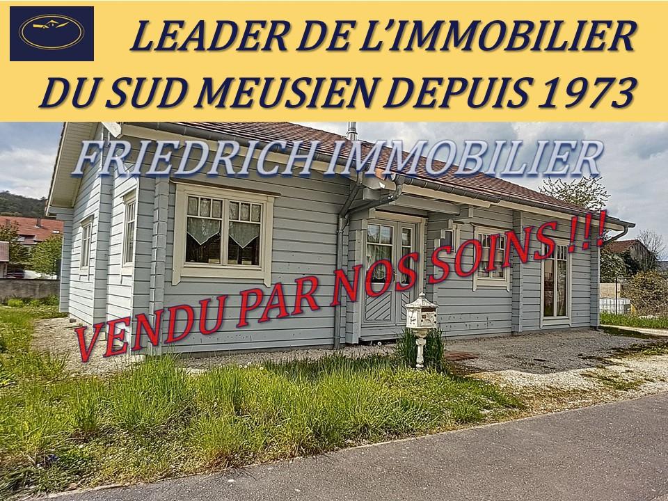 A vendre Maison LIGNY EN BARROIS 110.000