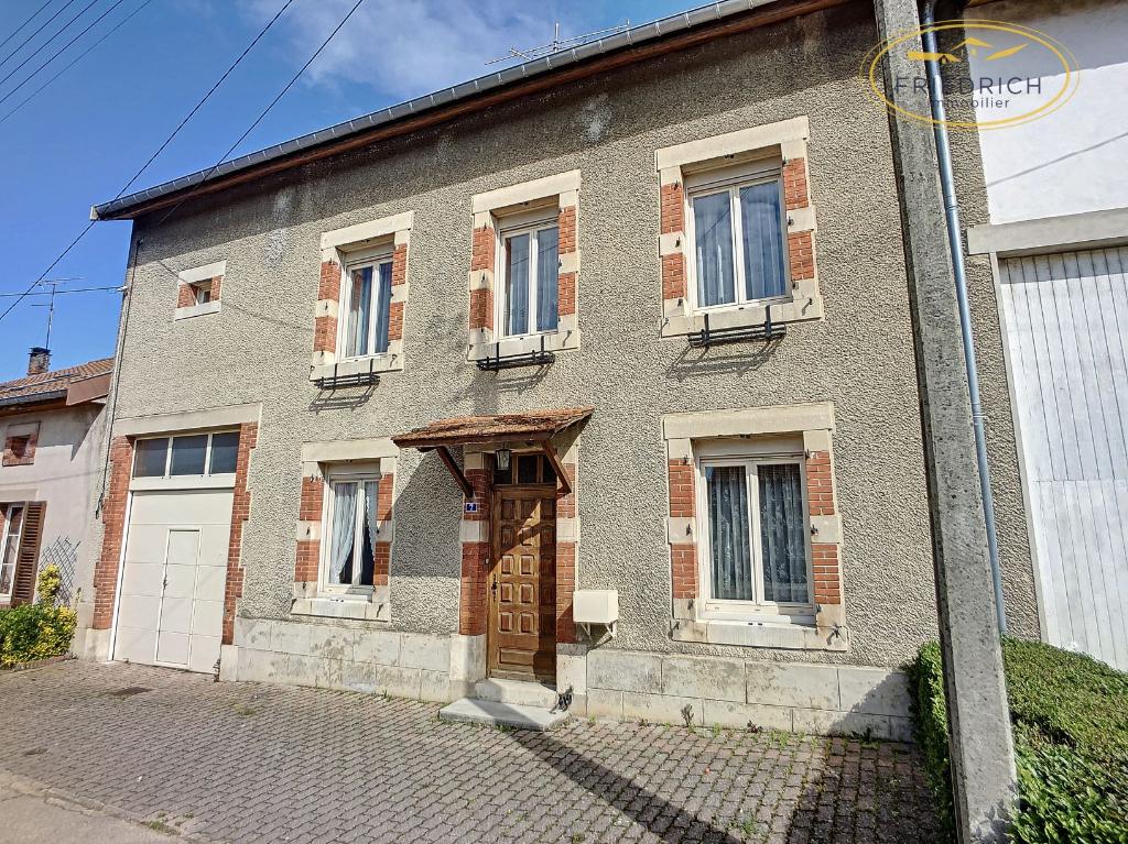 A vendre Maison LACROIX SUR MEUSE 140m² 135.000