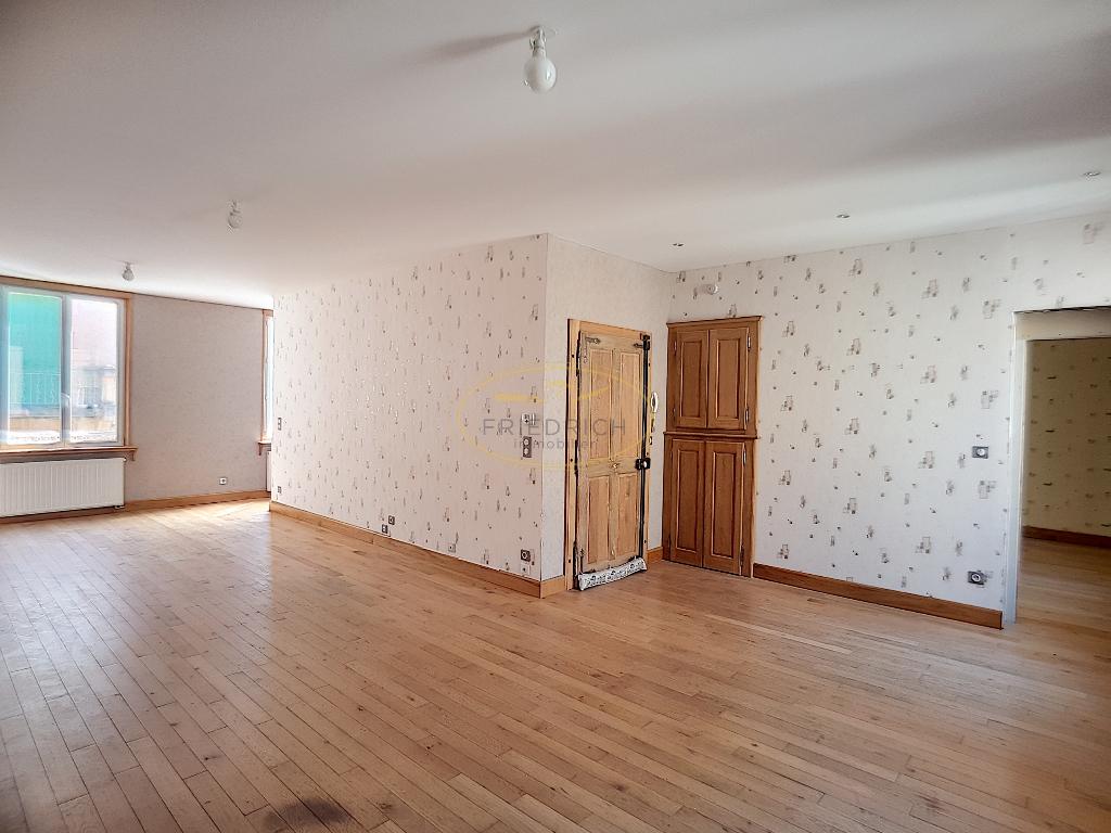A vendre Appartement BAR LE DUC 100m² 92.500 3 piéces