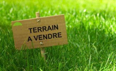A vendre Terrain SAMPIGNY 10.000  piéces