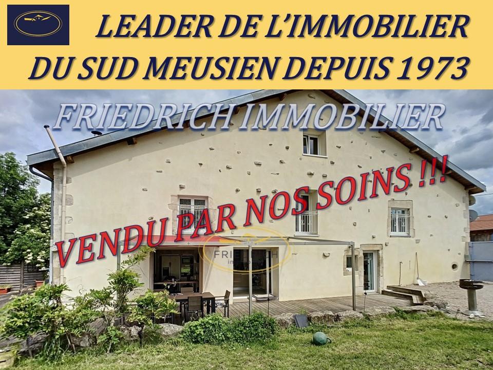 A vendre Maison VAUCOULEURS 272m² 6 piéces