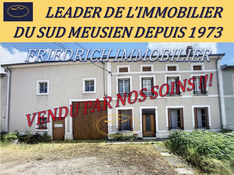 A vendre Maison VOID VACON 200m² 8 piéces