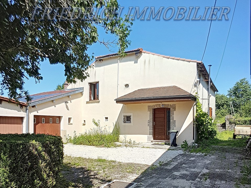 A vendre Maison GONDRECOURT LE CHATEAU 6 piéces