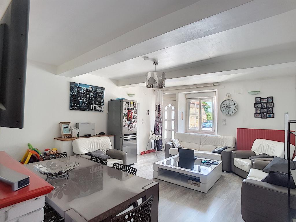 A vendre Maison SAUDRUPT 61m² 30.000 3 piéces