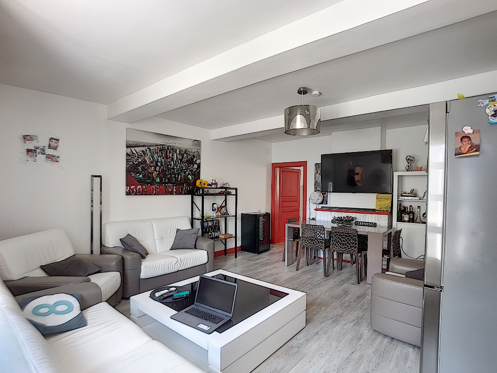 A vendre Maison SAUDRUPT 61m² 3 piéces