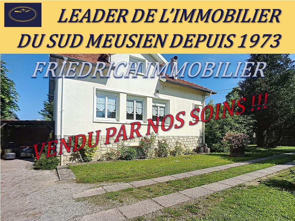 A vendre Maison VELAINES 102m² 165.000
