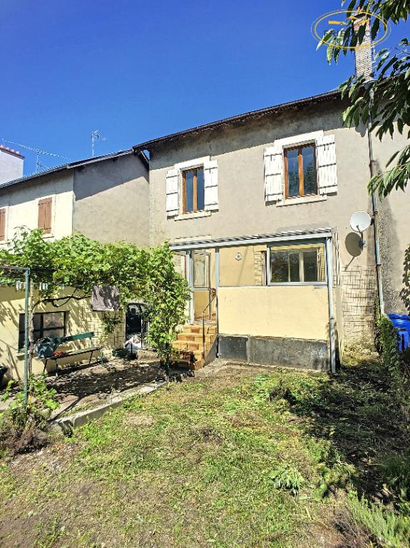 A vendre Maison COMMERCY 106m² 90.000