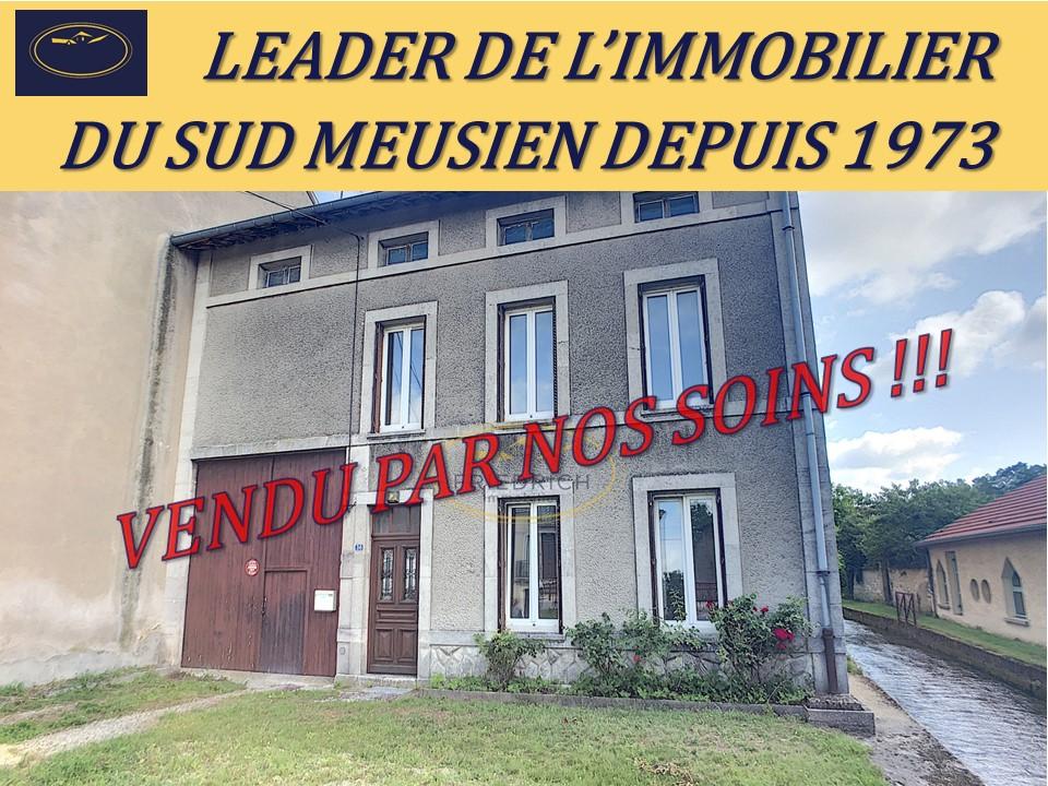 A vendre Maison LACROIX SUR MEUSE 190m²