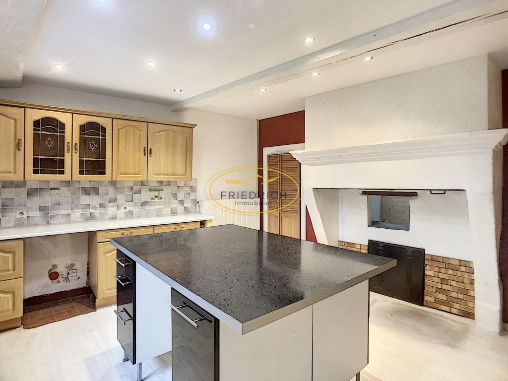 A vendre Maison EUVILLE 148.000 6 piéces