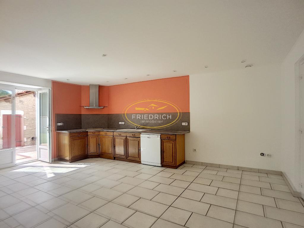 A louer Appartement DEMANGE AUX EAUX 134m² 3 piéces