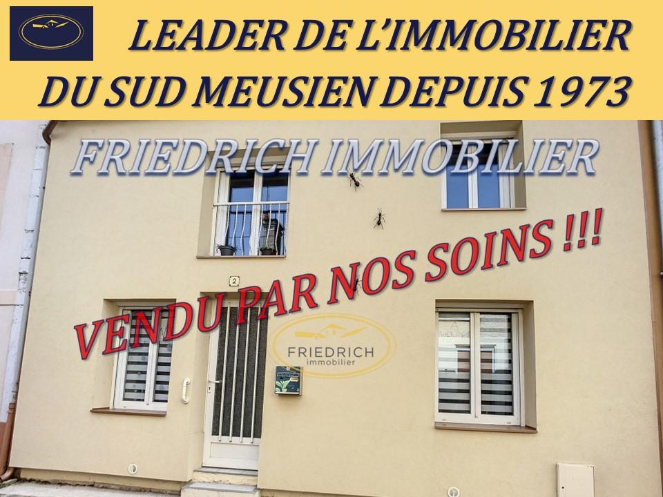 A vendre Maison VIGNOT 175m² 115.000 6 piéces