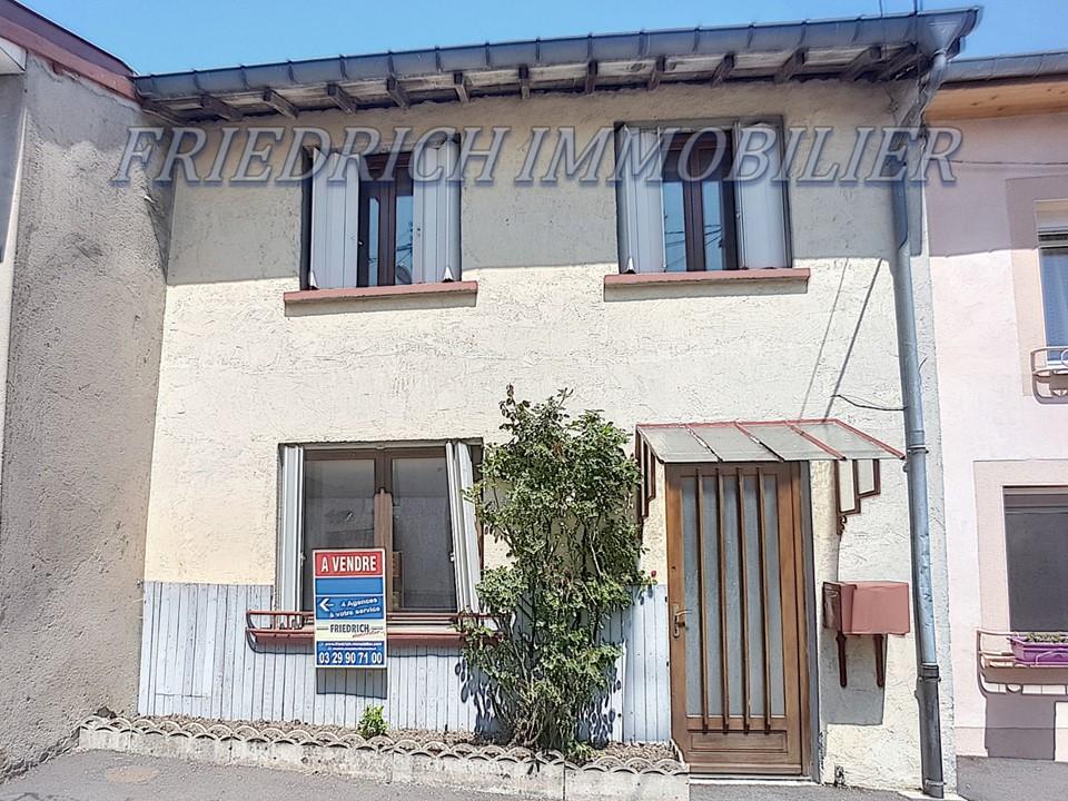 A vendre Maison TREVERAY 113m² 50.000 5 piéces