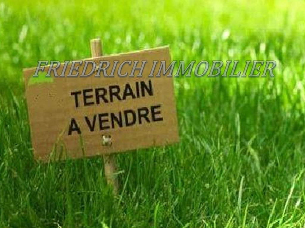 A vendre Terrain LEROUVILLE