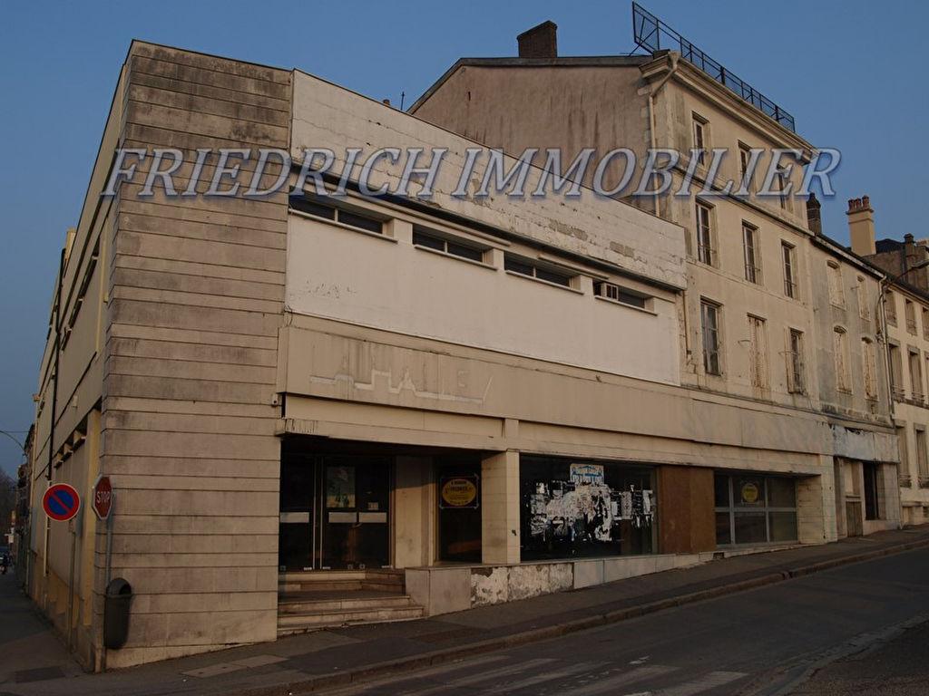 A vendre Immeuble COMMERCY 940m² 390.000  piéces