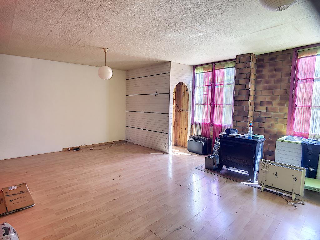 A vendre Maison BAR LE DUC 110m² 45.000 4 piéces