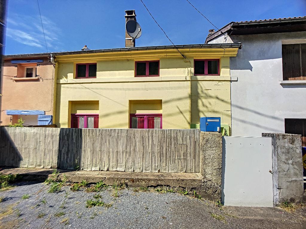 A vendre Maison BAR LE DUC 4 piéces