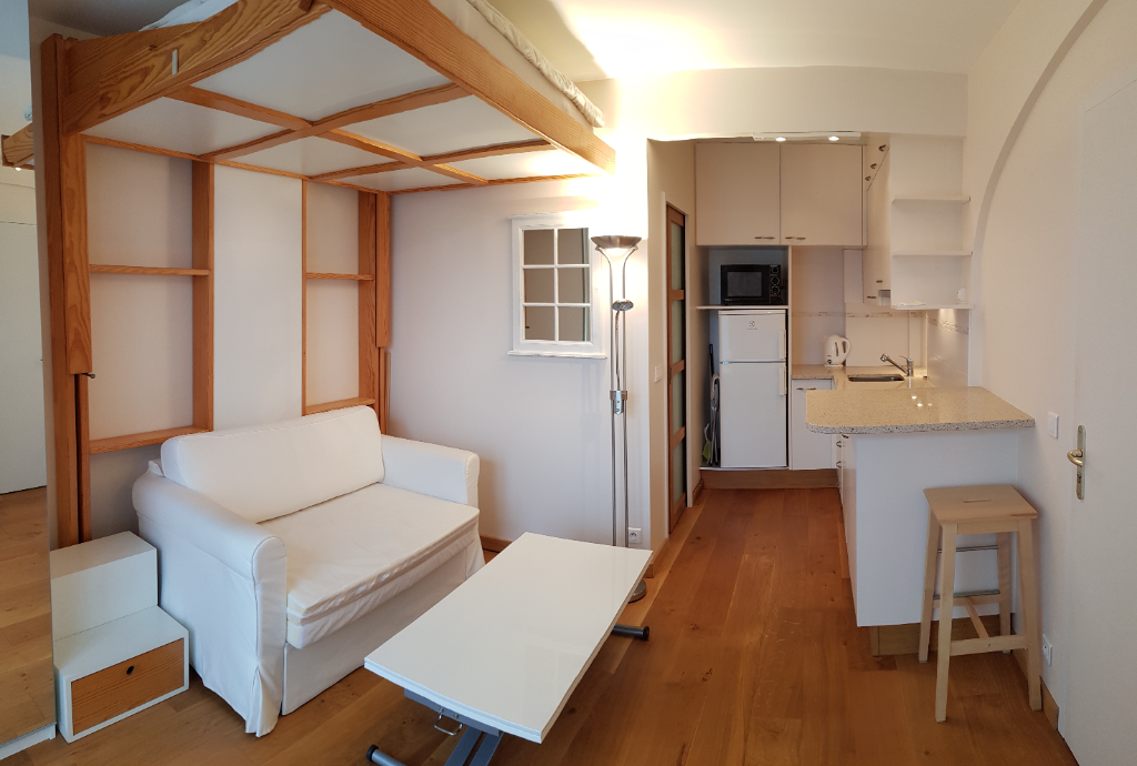 Studio meublé Chambourcy