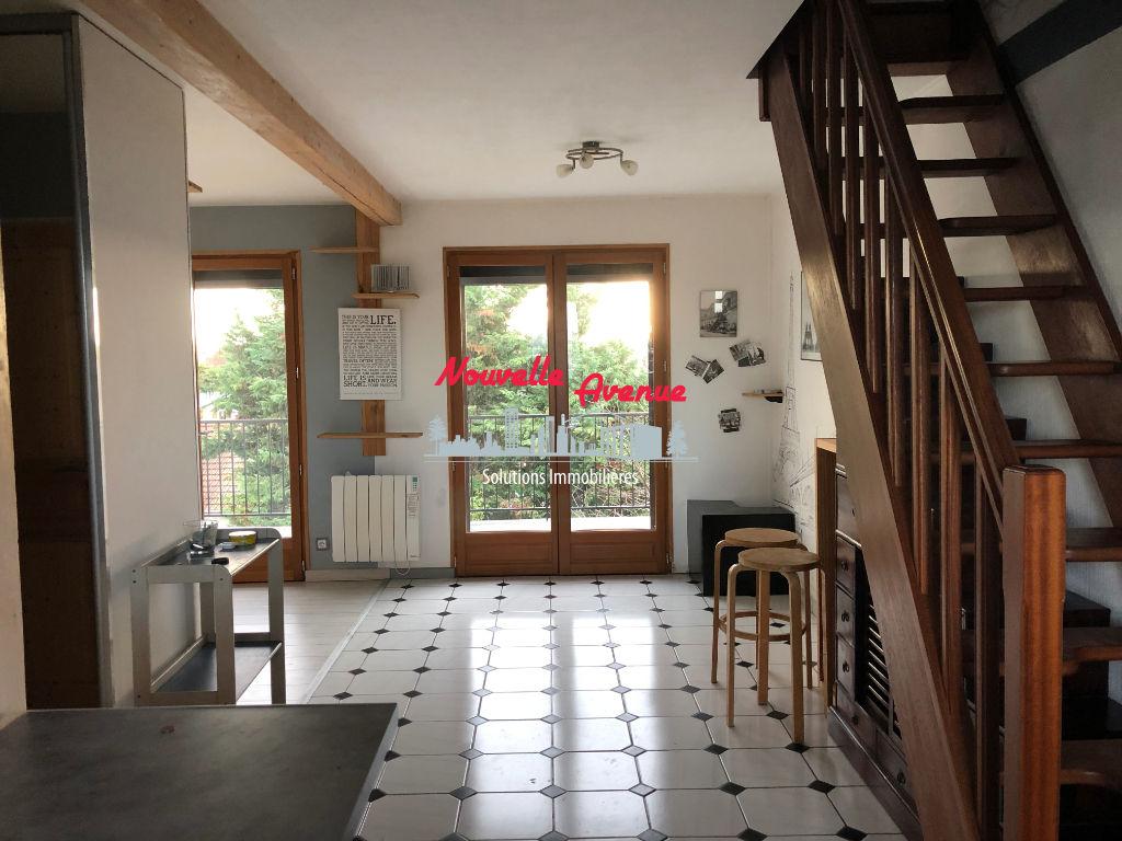 Aulnay sous Bois - Chanteloup - Appartement 2 pièces 46.40m²