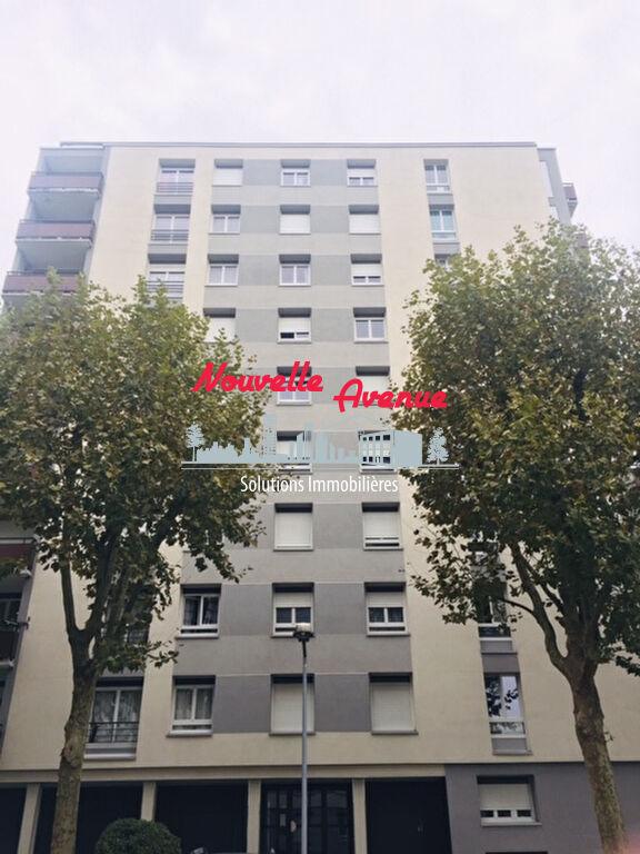 Aulnay sous Bois - Ambourget - Appartement 4 pièces 70.51 m²