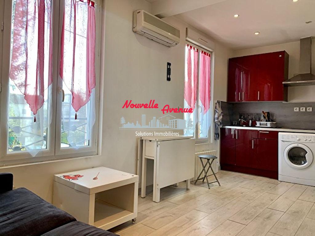 Aulnay Sous Bois - Nonneville- Studio 18.60 m2