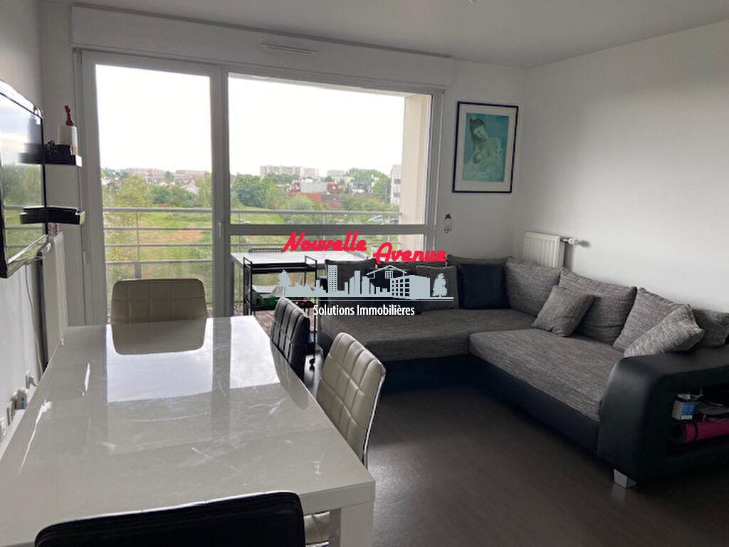 Aulnay Sous Bois - Rose des Vents - Appartement 4 pièces 72 m²