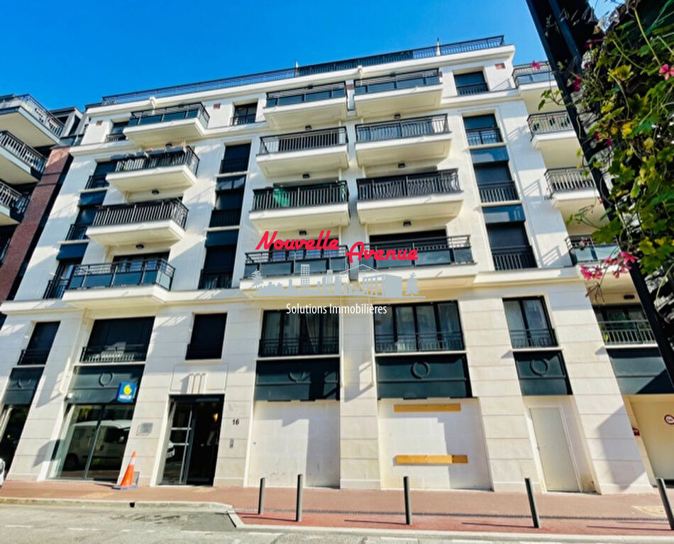 Aulnay Sous Bois- GARE- Appartement 2 pièces 41 m2