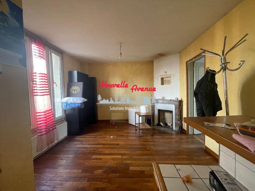 Aulnay Sous Bois - CENTRE GARE SUD - Appartement 2 pièces 42 m²