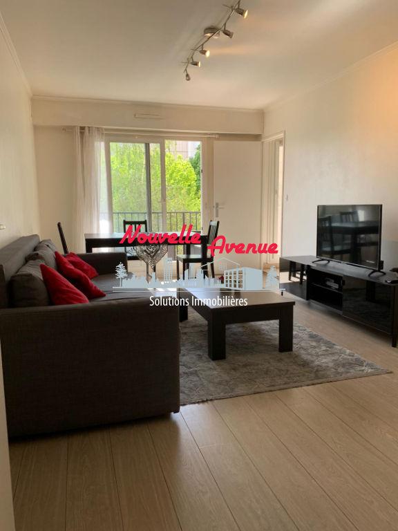 LE BOURGET- Gare- Appartement 2 pièces de 48.75 m²