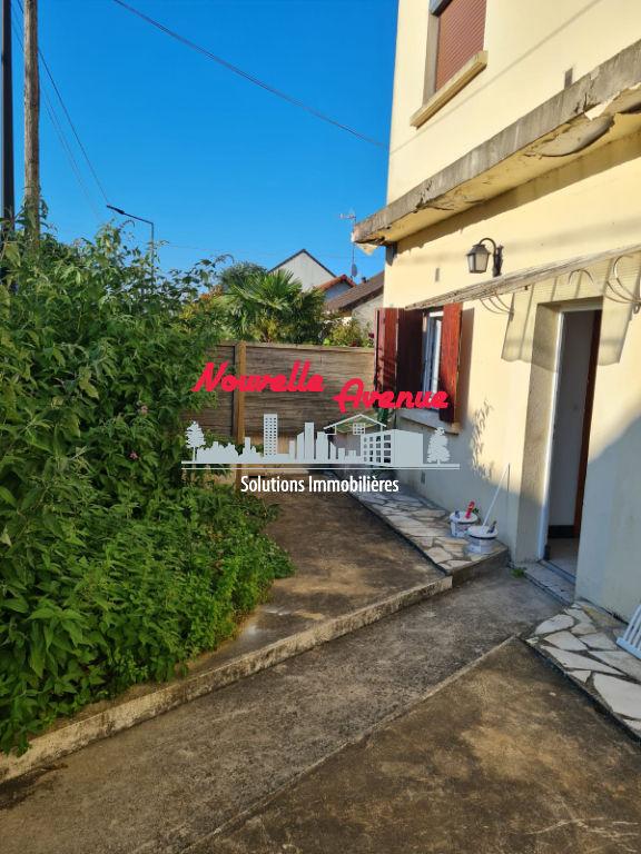 Claye Souilly - Bois Fleuri- Appartement de 3 pièces de 63 m²