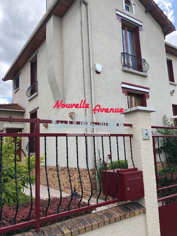 Aulnay-sous-Bois- SUD - Maison 6 pièces 110 m²
