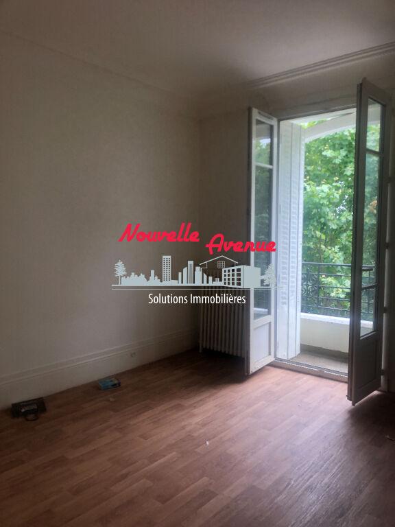 Aulnay Sous Bois - CENTRE GARE SUD - Appartement 2 pièces 37 m²