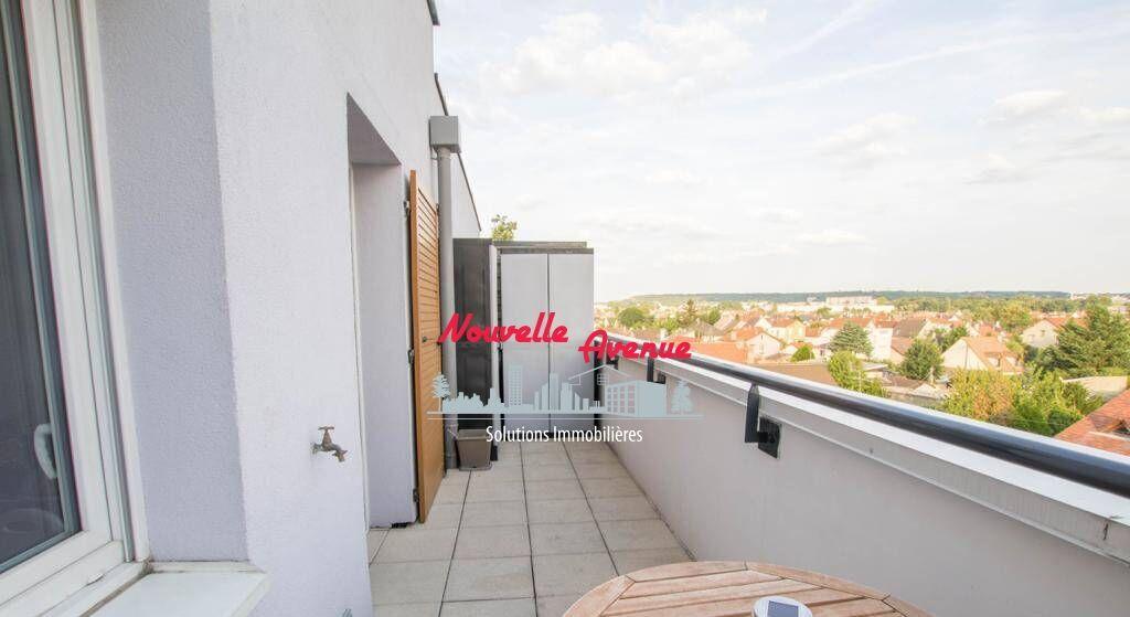 SEVRAN - FREINVILLE- Appartement 3 pièces