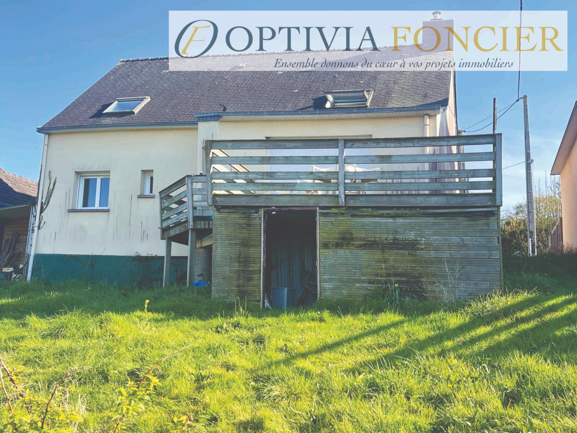 Maison Pont Réan T6 119 m²  - 675 m²