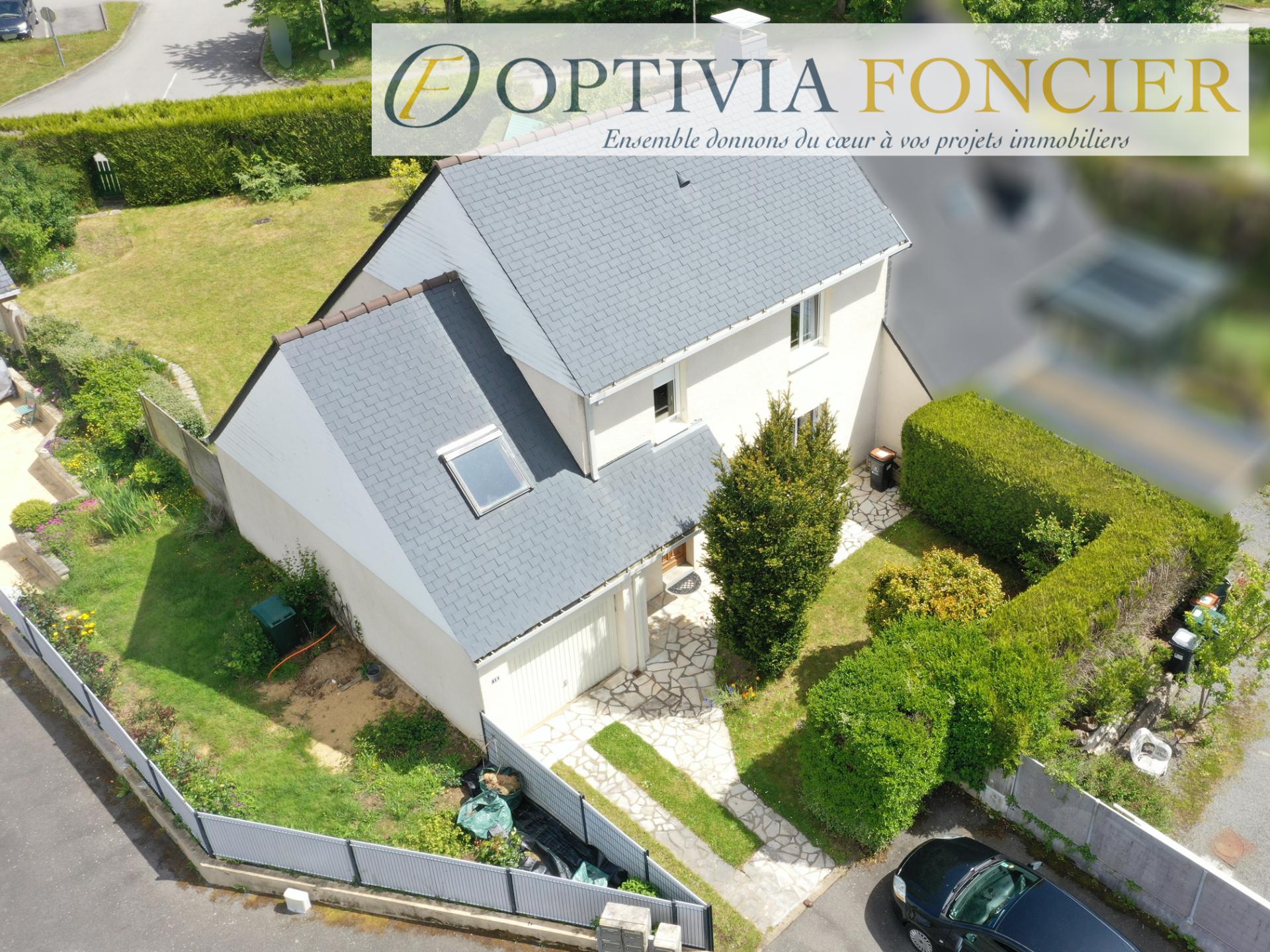 Nouveau à GUICHEN ! Maison T7 de 123 m² en lotissement - 440 m² de terrain
