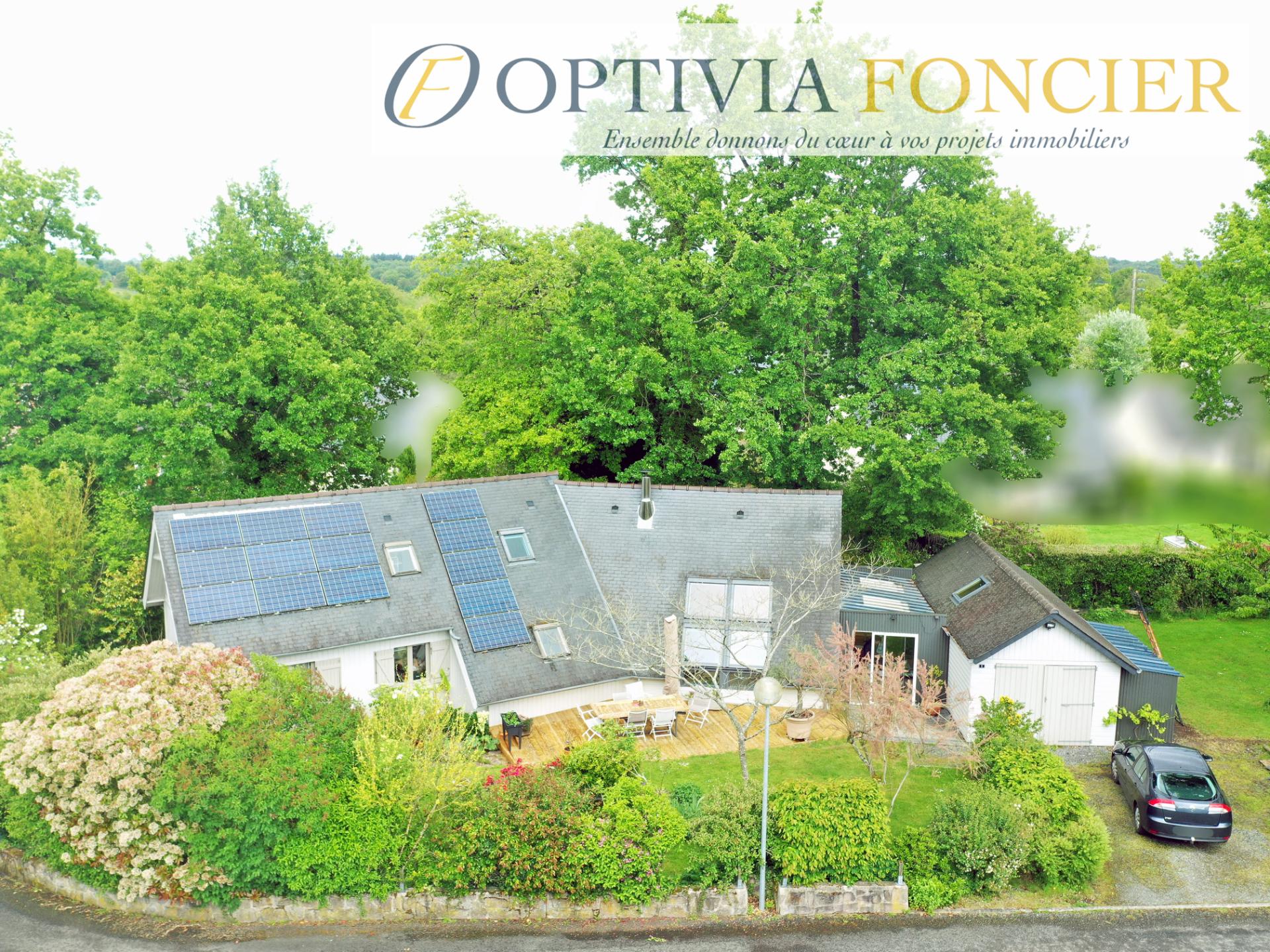Maison Lassy T6 105 m² - 953 m² de terrain