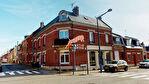 TEXT_PHOTO 0 - A vendre - Villers-Bretonneux. Immeuble de rapport comprenant 2 logements (studio et T4 avec terrasse)loués depuis plusieurs années et un local commercial à louer. Compteurs individuels