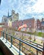 TEXT_PHOTO 0 - A vendre, hyper centre d'Amiens, belle maison récente de 82,13 m² loi Carrez avec balcon vue Cathédrale en copropriété